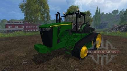 John Deere 9560RT para Farming Simulator 2015
