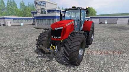 Massey Ferguson 7622 v2.0 para Farming Simulator 2015