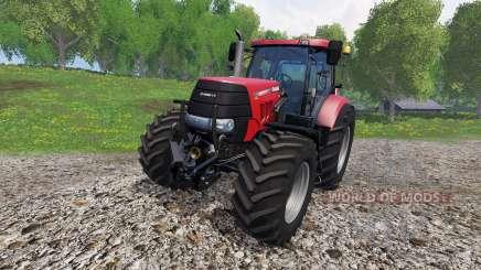 Case IH Puma CVX 215 v2.0 para Farming Simulator 2015