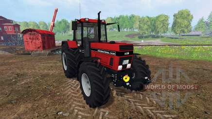 Case IH 1455 v2.1 para Farming Simulator 2015