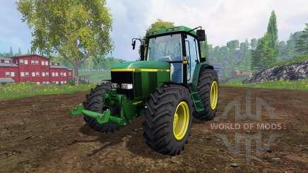 John Deere 6810 v1.1 para Farming Simulator 2015