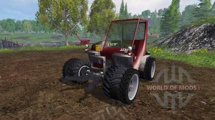 Aebi TT50 v0.8 para Farming Simulator 2015