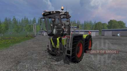 CLAAS Xerion 3800 SaddleTrac v2.0 para Farming Simulator 2015