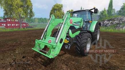 Deutz-Fahr Agrotron K 420 v1.1 para Farming Simulator 2015