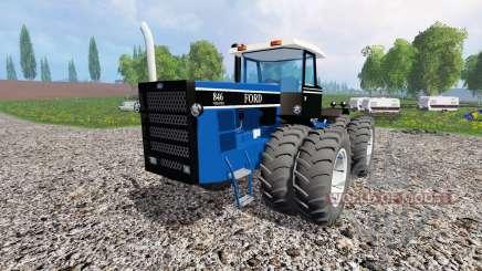 Ford Versatile 846 para Farming Simulator 2015