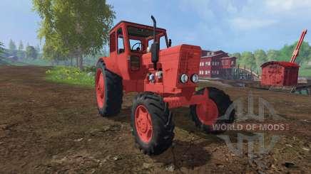MTZ-52 vermelho para Farming Simulator 2015