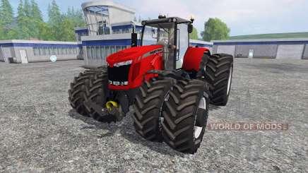 Massey Ferguson 7622 v2.5 para Farming Simulator 2015