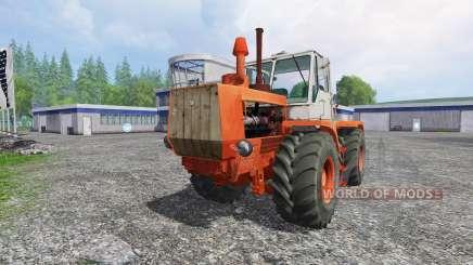 Т-150 v3.0 [editar] para Farming Simulator 2015