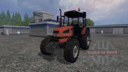 Bielorrússia-1523 para Farming Simulator 2015