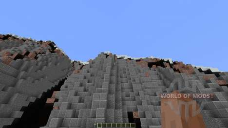 Super Realistic Mountainzzz para Minecraft
