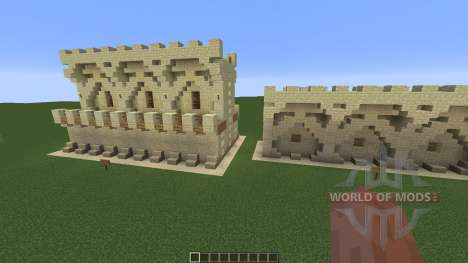 Desert Building Pack para Minecraft