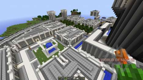 Large City para Minecraft