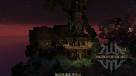Fantasy House Pack 5 houses para Minecraft