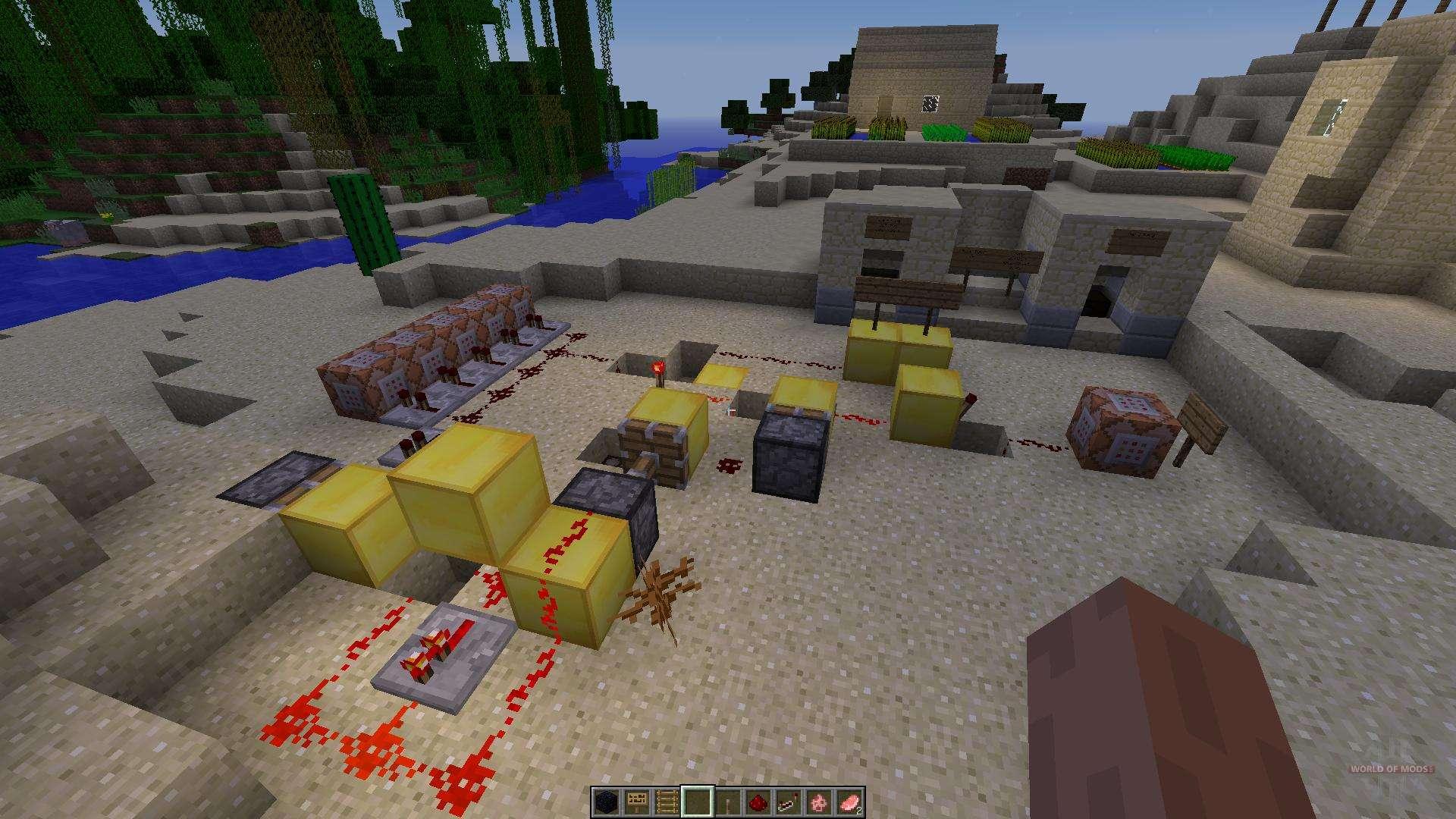 Zombie Apocalypse para Minecraft