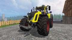 Fendt 936 Vario yellow bull para Farming Simulator 2015