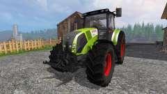 CLAAS Axion 820 v2.0 para Farming Simulator 2015