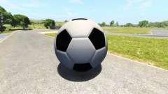 Gigante bola de futebol para BeamNG Drive