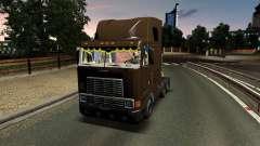 International 9800i para Euro Truck Simulator 2