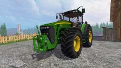 John Deere 8530 [edit] para Farming Simulator 2015