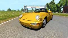 Porsche 911 Carrera 2 Speedster para BeamNG Drive