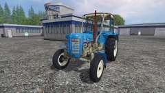 Zetor 4011 para Farming Simulator 2015
