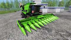 Deutz-Fahr 7545 RTS [green beast]