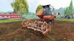 SK-5 Niva [editar] para Farming Simulator 2015