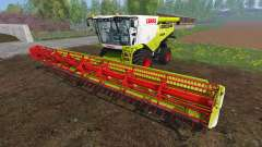 CLAAS Lexion 770 [washable] v2.0 para Farming Simulator 2015