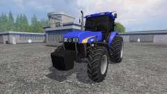 New Holland 7630 para Farming Simulator 2015