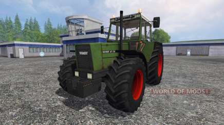 Fendt 611 LSA Turbomatic para Farming Simulator 2015