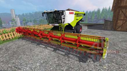 CLAAS Lexion 780 [full washable] para Farming Simulator 2015
