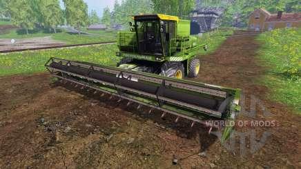 Não-1500 v2.0 para Farming Simulator 2015