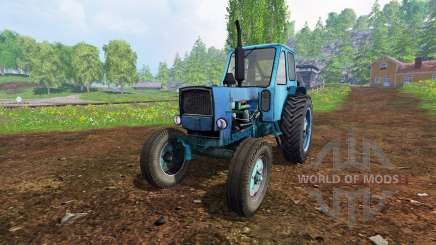 YUMZ-6L [azul] para Farming Simulator 2015