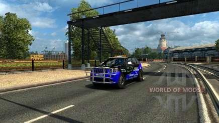Jeep Grand Cherokee SRT8 para Euro Truck Simulator 2