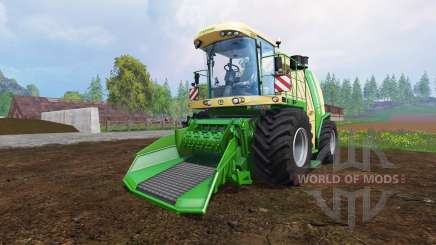 Krone Big X 1100 [crusher] para Farming Simulator 2015