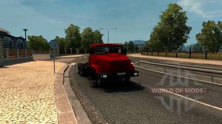 Inicialmente, o 6443 para Euro Truck Simulator 2