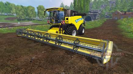 New Holland CR9.90 [terra wheels] para Farming Simulator 2015