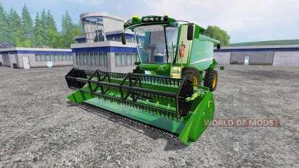 John Deere W540 para Farming Simulator 2015
