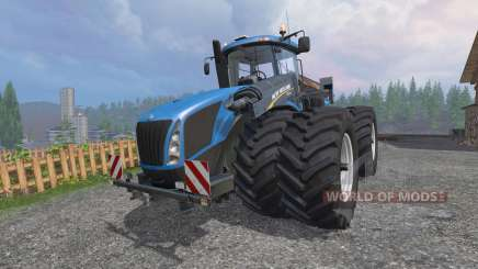 New Holland T9.670 DuelWheel para Farming Simulator 2015