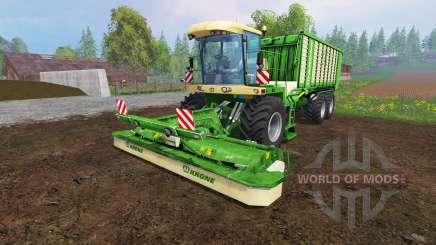 Krone BIG L500 [120000 liters] para Farming Simulator 2015