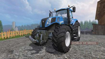 New Holland T8.320 [edit] para Farming Simulator 2015
