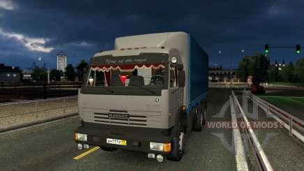 KamAZ 43118 com a roda para Euro Truck Simulator 2