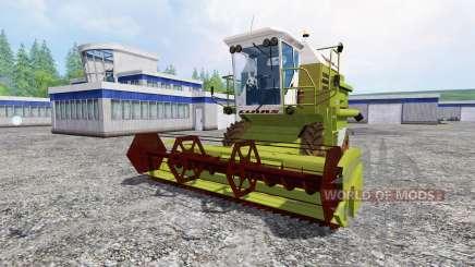 CLAAS Dominator 88SL para Farming Simulator 2015