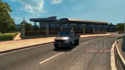 GÁS 3302 para Euro Truck Simulator 2