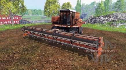 Não-1500 v2.1 para Farming Simulator 2015