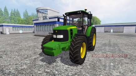 John Deere 6330 Premium FL para Farming Simulator 2015