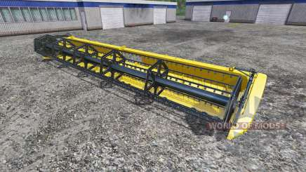 New Holland Varifeed30FT v0.9 [beta] para Farming Simulator 2015