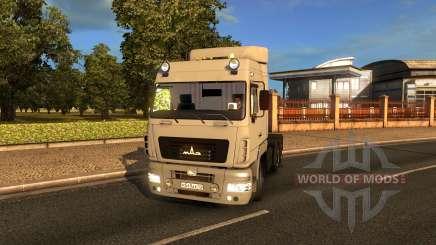MAZ UM para Euro Truck Simulator 2