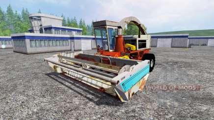 KSK-100A para Farming Simulator 2015