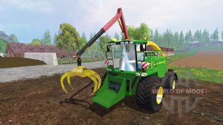 John Deere 7950 [crusher] v2.0 para Farming Simulator 2015